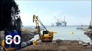 """""""Газпром"""" сохраняет планы достроить """"Северный поток - 2"""" в 2019 году. 60 минут от 29.04.19"""