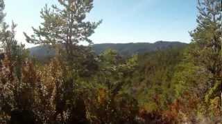 Camping Hecho - Urdués. Ruta por el pirineo