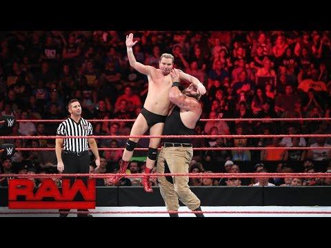 Braun Strowman vs. James Ellsworth: Raw, July 25, 2016