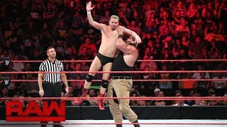 Braun Strowman vs. James Ellsworth: Raw, July 25, 2016