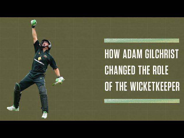 Would there be MS Dhoni without Adam Gilchrist?