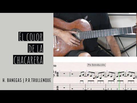 El Color De La Chacarera | Introducción Melodía Y Acordes