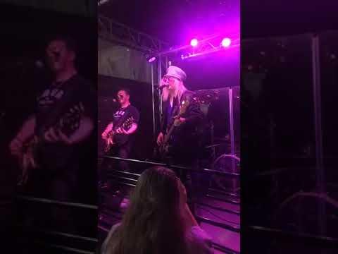Enuff Z'nuff Wheels Live 2017