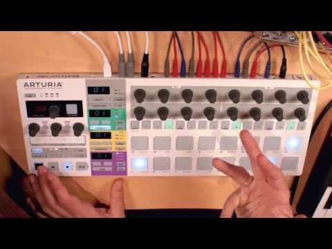 Arturia BeatStep Pro Sequencer & Controller Demo