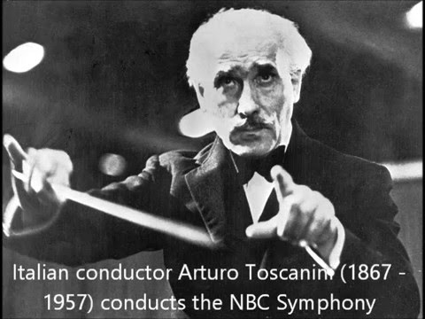 L.  Van Beethoven - Leonora Ouverture n. 2 op. 72 (1800) - conducts A. Toscanini
