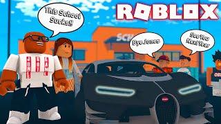 It's My Last Day Of School In Roblox (Roblox Robloxian High School)