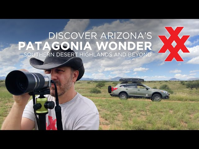 Arizona Travel to Patagonia with Subaru Outback Offroad