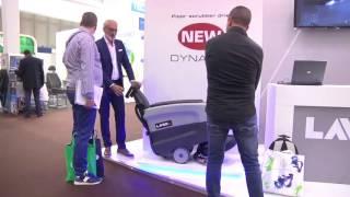 Оборудование для уборки LAVOR PRO на выставке Pulire Verona 2017