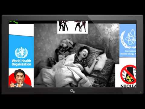 Chernobyl Cover Up and Exposing Lies of WHO U.N Nuclear Hotseat