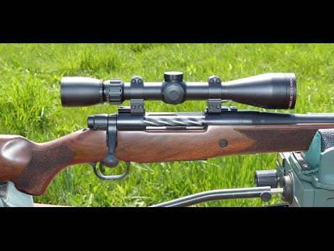 The Best? Mossberg Patriot Walnut Bolt-Action Rifle  270 Win