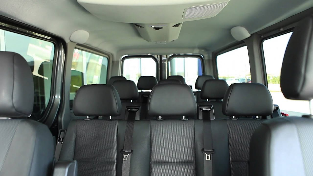 2013 Sprinter Passenger Van Review