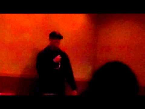 My Kind of Love & Imagine live SpokenWord Matt Ganem the Poet