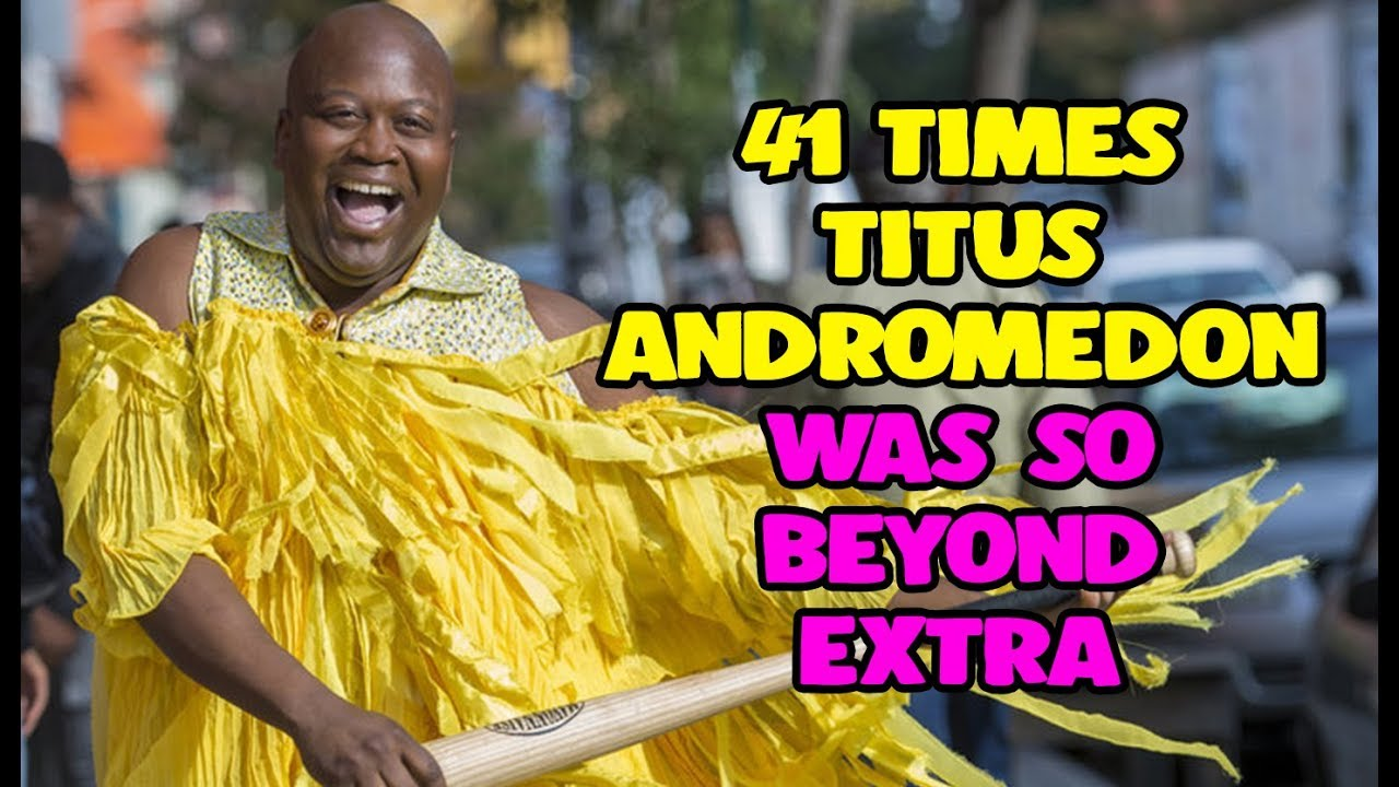 Download 41 Times Titus Andromedon Was So Beyond Extra