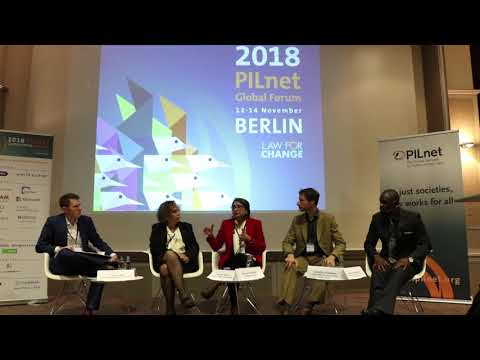 2018 PILnet Global Forum: Pro Bono and Legal Empowerment in Africa