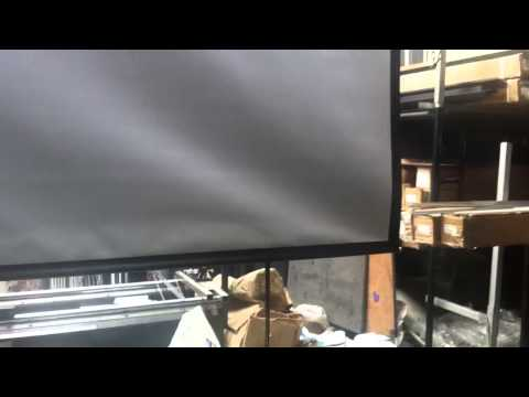 Projection screen 300 inch