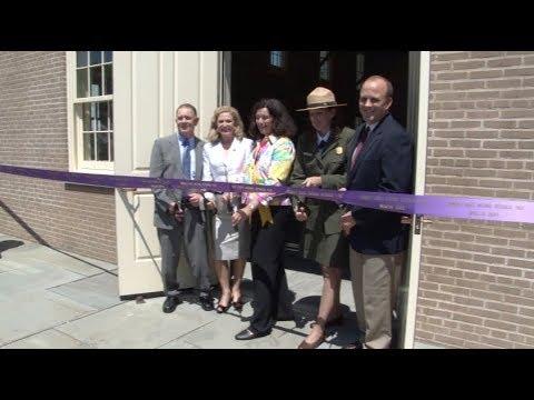 Rededication of the Wesleyan Chapel - 7/16/11, Seneca Falls, New York
