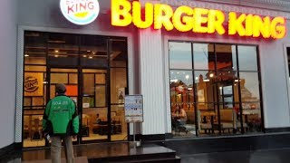 REVIEW BURGER KING JOGJA CITY MALL