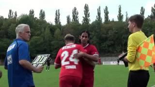 Berliner AK07 versus VfB Germania Halberstadt
