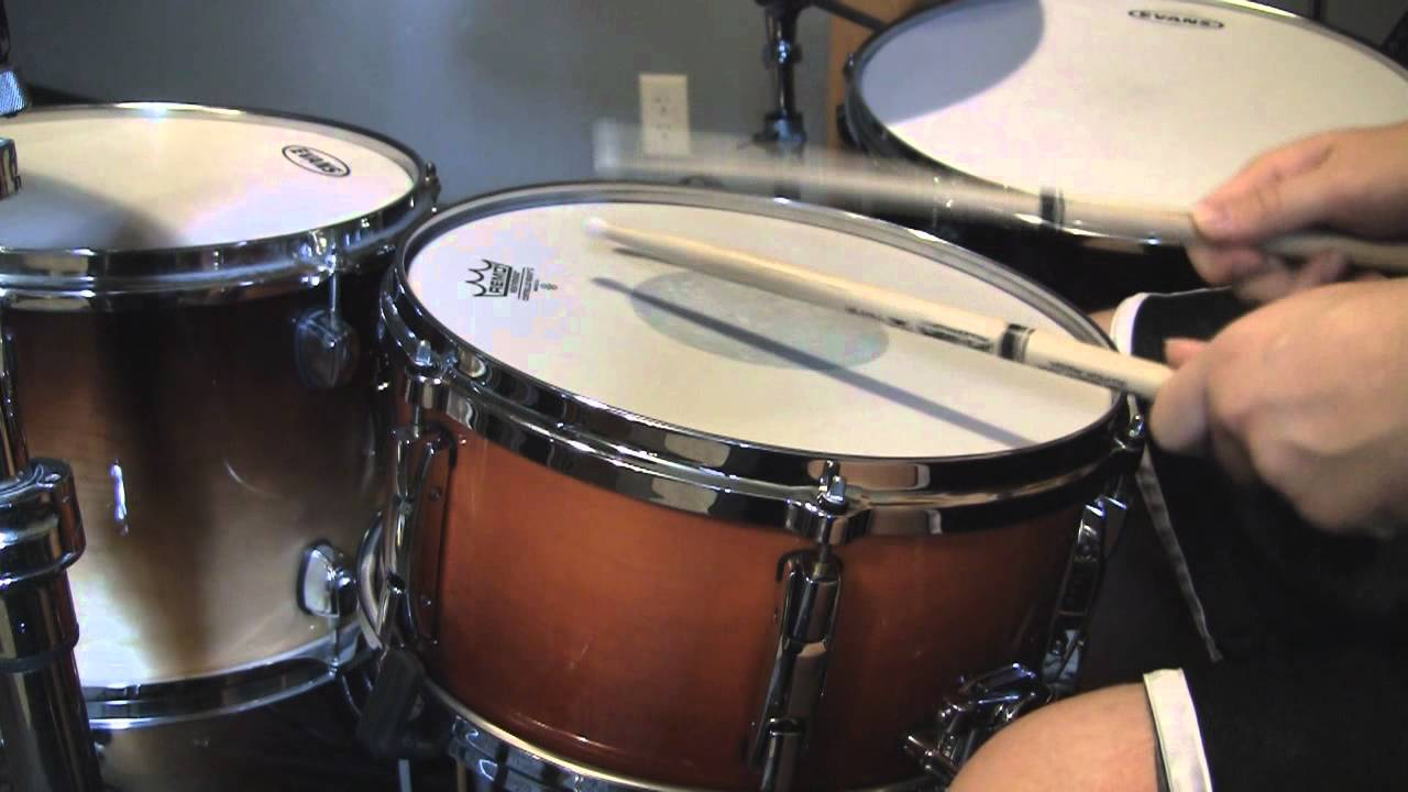 pearl reference snare 13 youtube. Black Bedroom Furniture Sets. Home Design Ideas