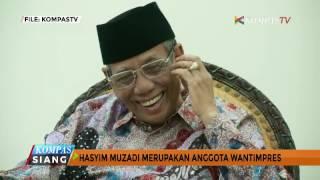 Jejak Perjalanan Hidup KH Hasyim Muzadi