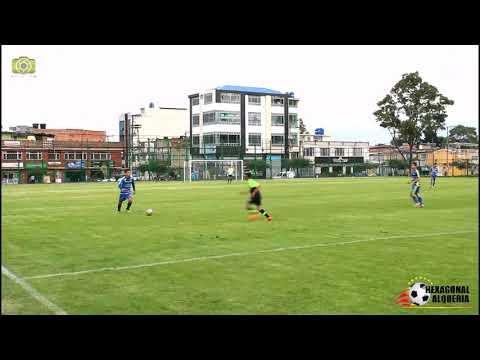 Goles Primera Fecha - TORNEO HEXAGONAL DE LA ALQUERÍA / SPORT BOGOTÁ 1 VS 1 MONSERRATE