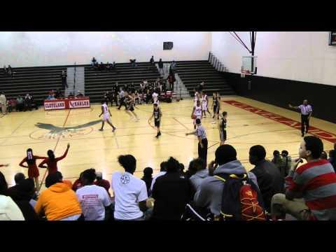 Warrandyte Venom vs Cleveland High School Eagles Varsity Team