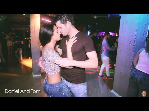 Daniel And Tom @Social Sensual Bachata Dance [Hasta Cuando]