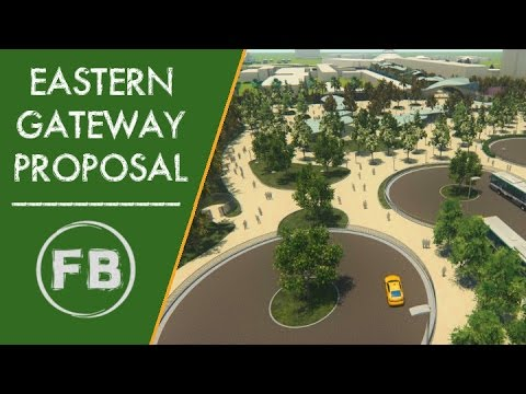 Update on NEW Disneyland parking structure and Hub - Eastern Gateway Preview