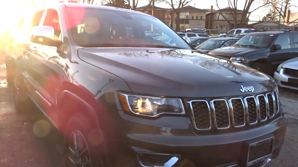 2017 jeep grand cherokee matteson lansing oak lawn northwest indiana chicago il 17023 youtube. Black Bedroom Furniture Sets. Home Design Ideas