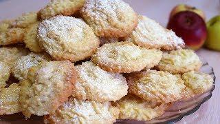 Рассыпчатое печенье Вкуснее чем курабье