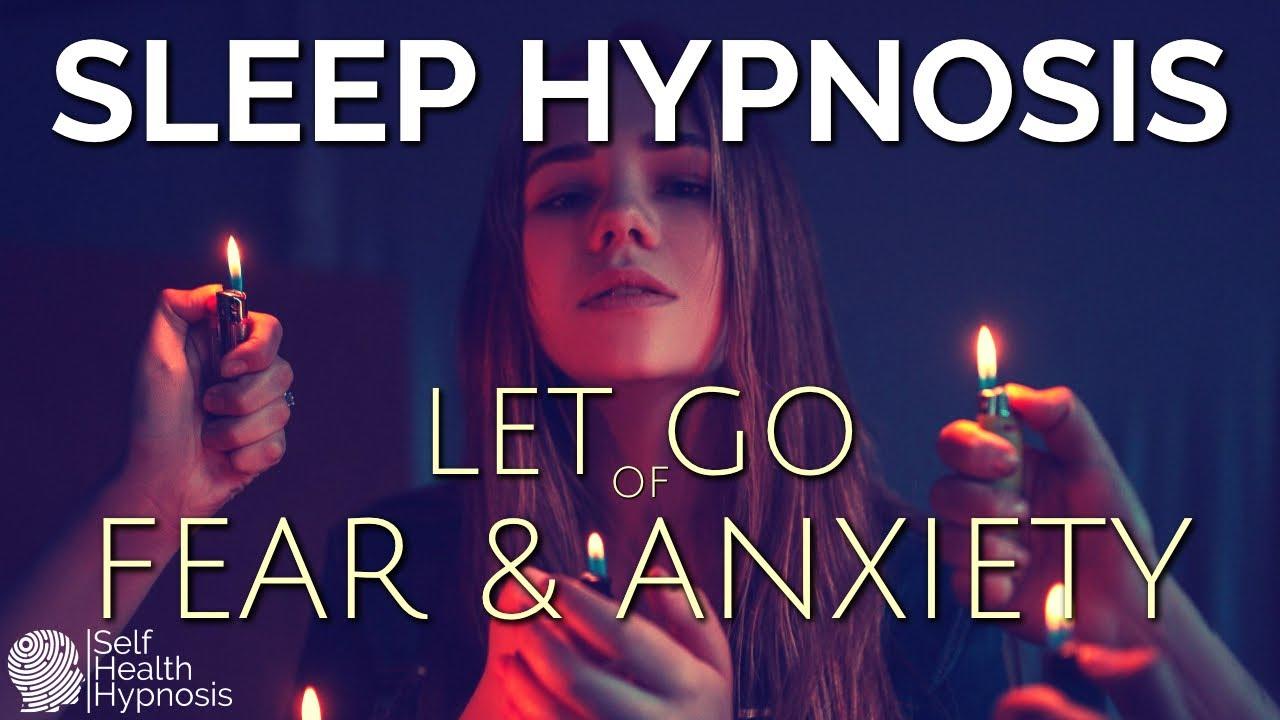 NEW Sleep Meditation For Fear And Anxiety Letting Go of Negative Energy Motivation Sleep Hypnosis