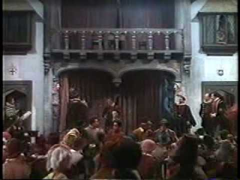Henry V Prologue [1944 Olivier Film]