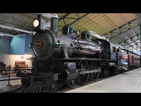 Strasburg, Pennsylvania - Railroad Museum of Pennsylvania HD (2017)