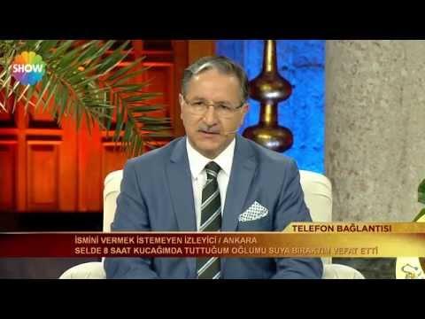 Prof. Dr. Mustafa Karataş Ile Sahur Programı 13 Temmuz 2015