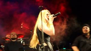 "Aftermoon - Progenies Of The Great Apocalypse (Dimmu Borgir Cover) (Live at ""Metropol"", 07.06.2015)"