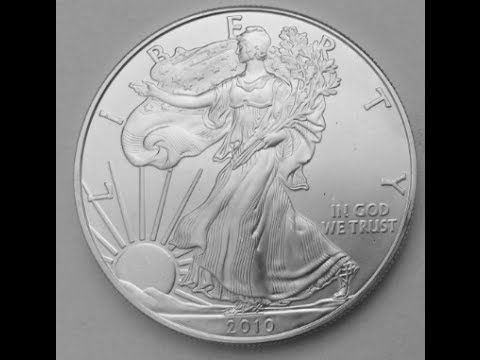 U. S. Mint Halts Production of American Silver Eagles