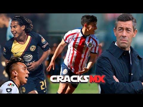 GOLAZO de LAlNEZ y empate en la IDA   ¿Lleva CHIVAS a EXTRANJERO al MUNDIAL?   BAJA en CRUZ  AZUL
