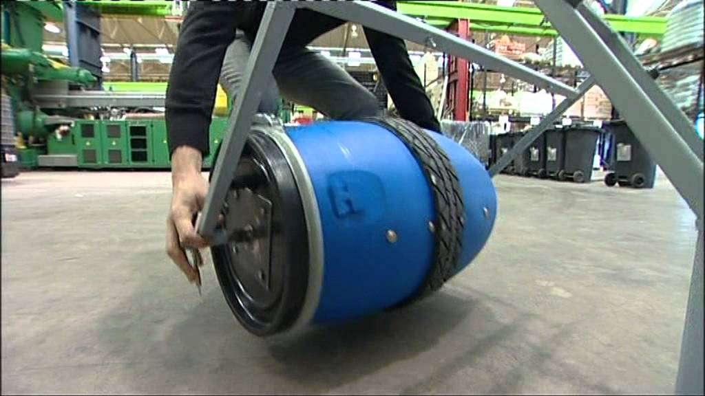 Spincycle Pedal Powered Washing Machine Look North Youtube