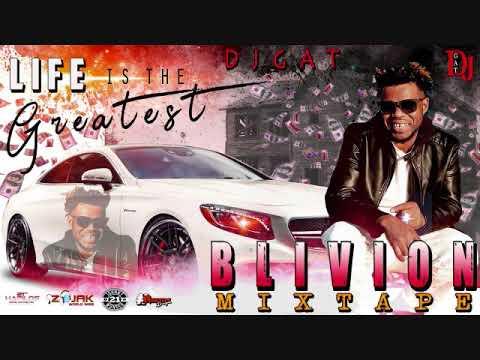 DANCEHALL MIX LIFE IS THE GREATEST MIXTAPE BLIVION DJ GAT MAY 2019 1876899-5643