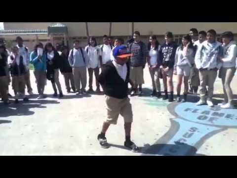 ROK shuffling in la academy shuffling