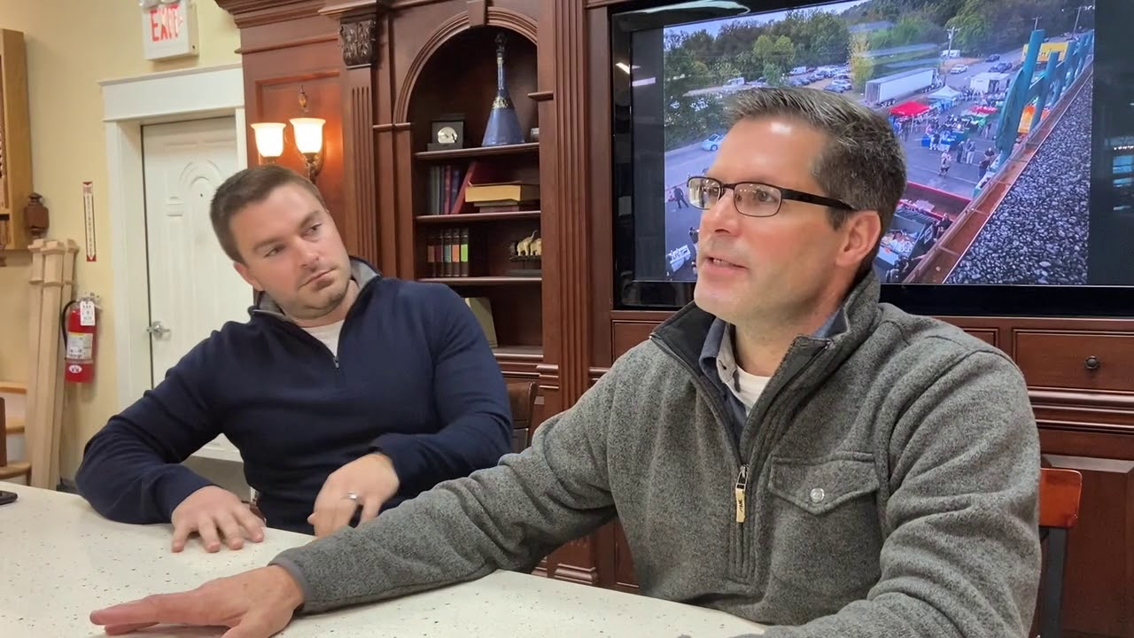 VIDEO:  HYDE PARK LUMBER PART V