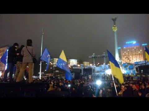 Віче на Майдані. Київ та Одеса (пряма трансляція)