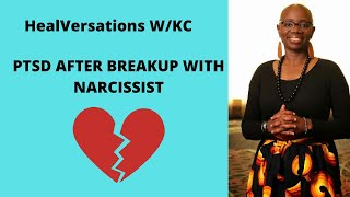 PTSD FROM NARCISSISTIC ABUSE | Narcissistic Abuse Syndrome