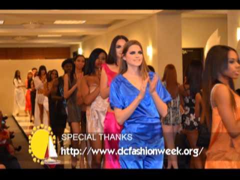 Dc Fashion Week Emerging Designer Showcase Media Washington Dc Usa Part 1 Youtube