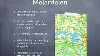 Sveriges landskapstyper geografi åk 4, del 1 Svealand