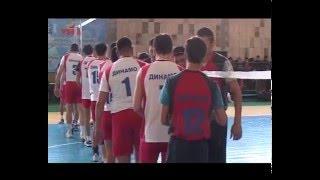 Спорт. Волейбол. Чемпионат Кыргызстана (1-й тур). 6.12.15
