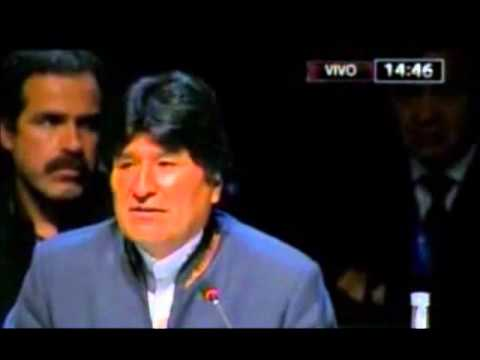 Evo Morales vs Sebastián Piñera Round No. 2
