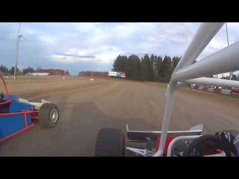 M.O.R.A Racing - Merritt Speedway October 21st, 2017 Cage Cam
