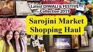 *NEW* SAROJINI SHOPPING HAUL    Latest Collection October 2019    Sarojini Nagar Market Delhi   