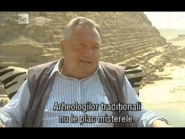 A világ legfurcsább UFO történetei - A földönkívüliek építették a piramisokat?